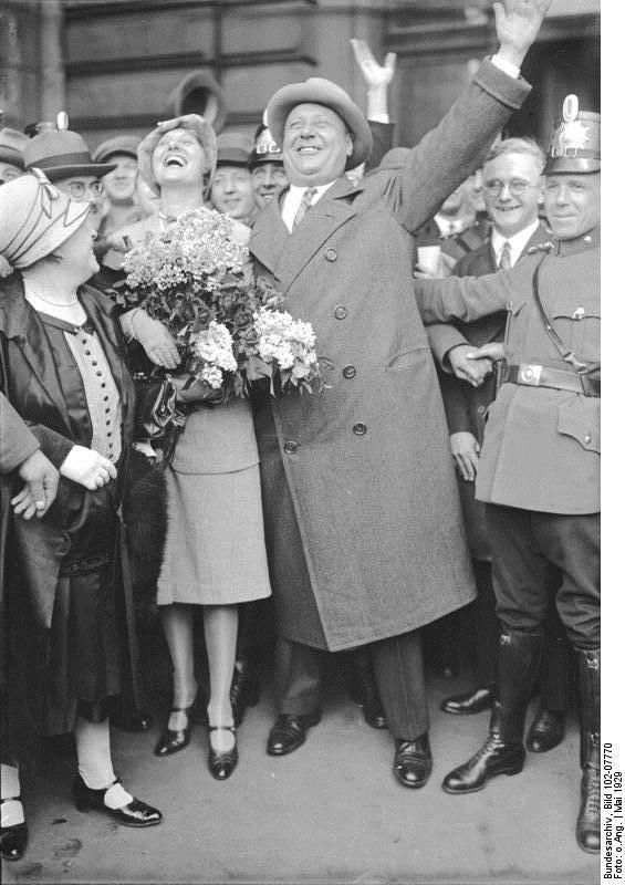 Emil Jannings in Berlin